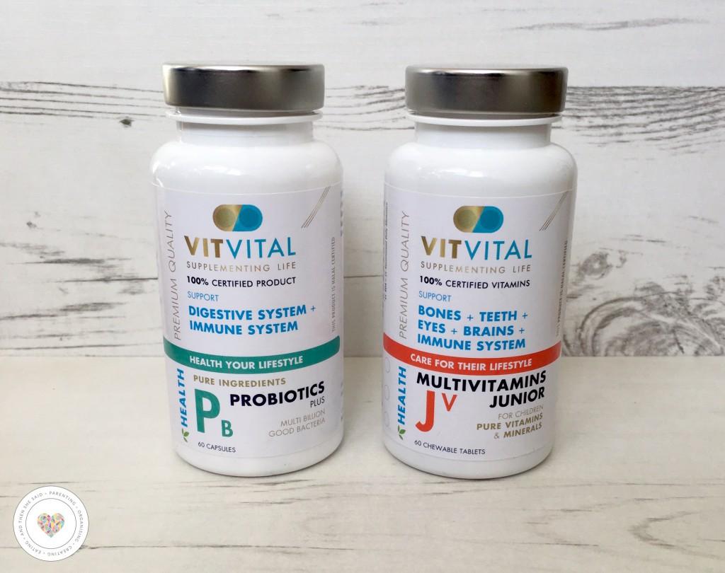 HalalVital vitamins