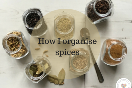 image showing organised spices