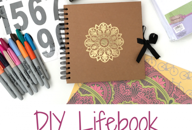 DIY Lifebook for your Muslim Child