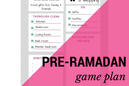 ramadan for busy mums
