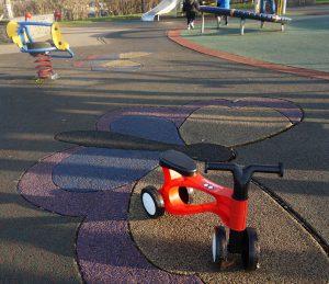 ToddleBike 2 at the park